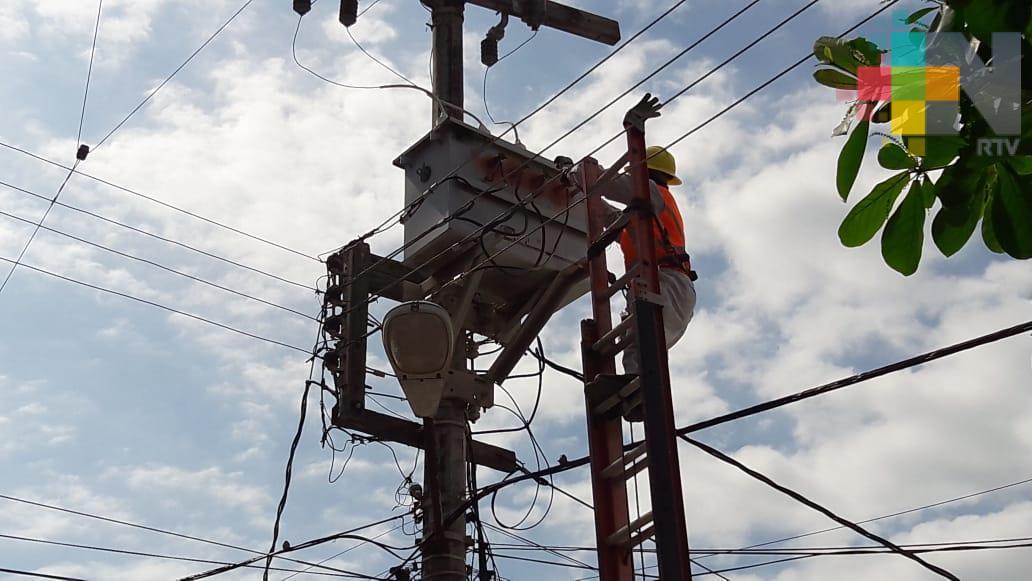 Se registró una gran falla de energía eléctrica en estados del norte de México