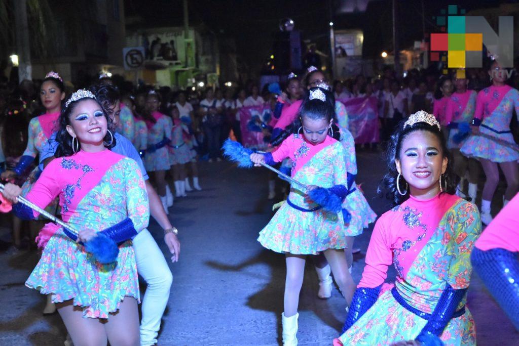 Todo un éxito el Carnaval de Tamiahua 2018