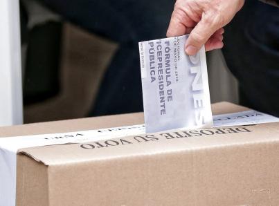 INE Veracruz presentó estadísticas del proceso electoral 2017-2018