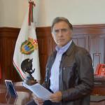 Que no anteponga sus intereses político-partidistas al de los xalapeños, dice el gobernador Yunes a Hipólito Rodríguez