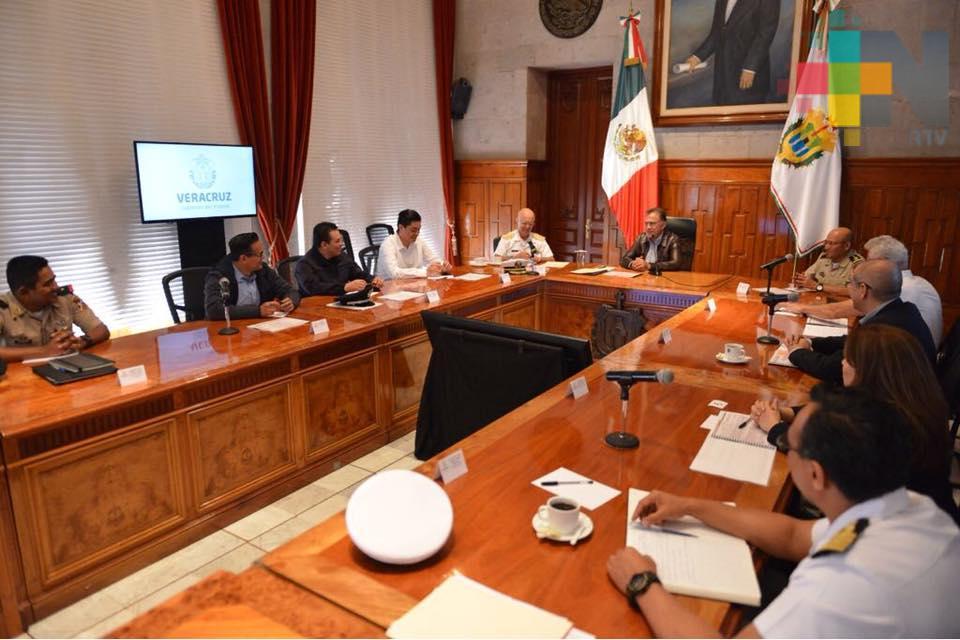 Grupo de Coordinación Veracruz da a conocer acciones inmediatas para la zona de Córdoba