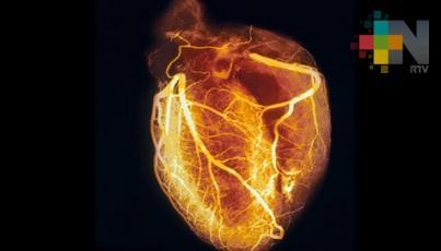 Insuficiencia cardiaca, entre primeras causas de muerte y discapacidad
