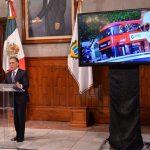 Gobernador de Veracruz informa sobre ubicación de Karime Macías