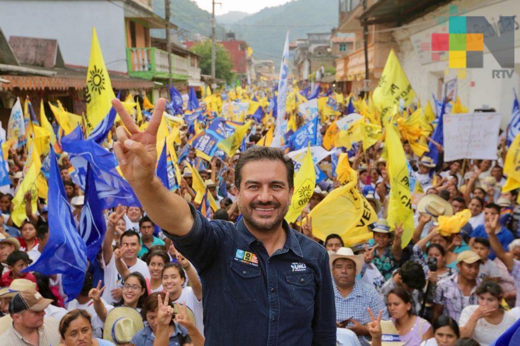 Miguel Ángel Yunes Márquez gana de manera contundente el debate de la XEU
