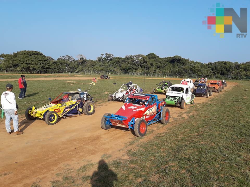 Sexta fecha de Campeonato Veracruzano de Off Road