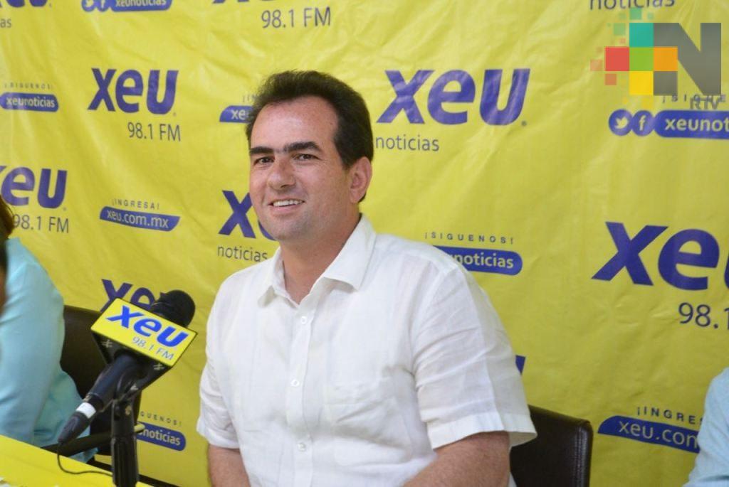 He presentado las mejores propuestas, seré el mejor Gobernador para Veracruz: Pepe