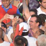 Vamos a resolver el problema de la inseguridad en el sur de Veracruz: Pepe