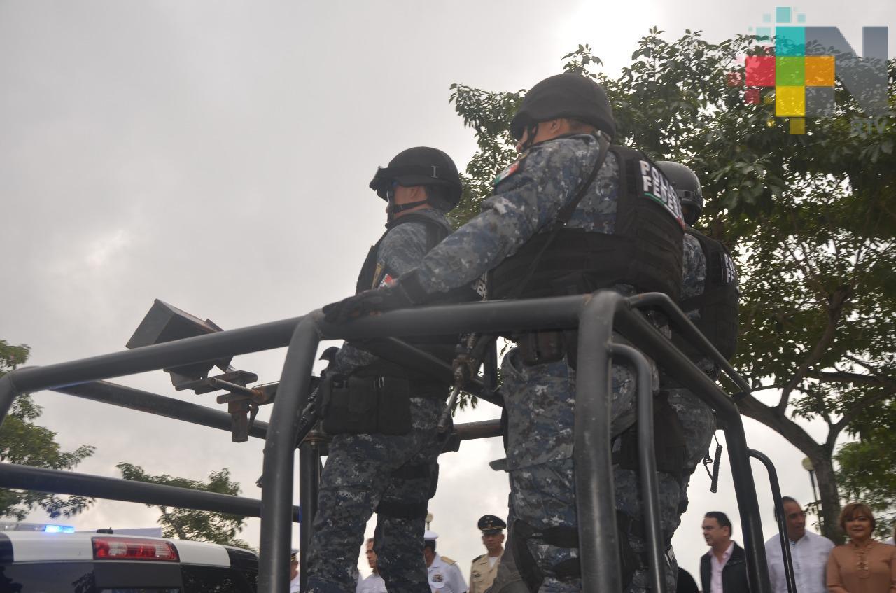 Detienen a dos hondureños tras ataque armado a policías federales