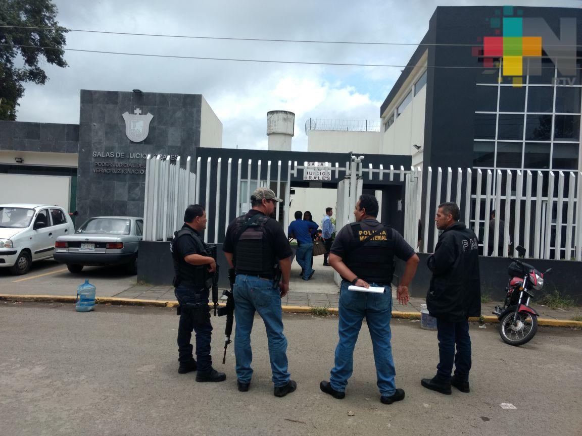 Vuelven a detener a sujetos sorprendidos con armamento en Xalapa