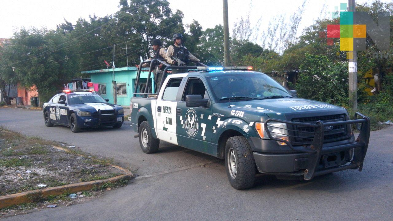 Refuerza GCV estrategia de seguridad en el sur del estado