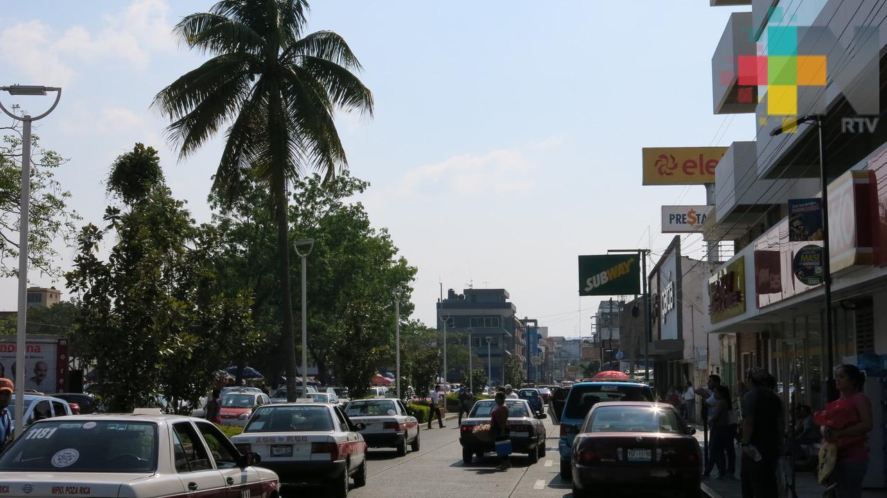 Anuncian medidas complementarias en Poza Rica para atender a  población durante contingencia