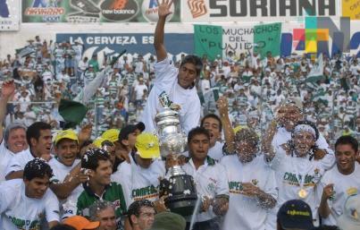 Santos Laguna consigue el sexto título en su historia