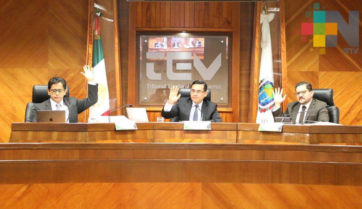 Gobernador y su hijo no violaron la ley con promocional de playa de Chachalacas: TEEV