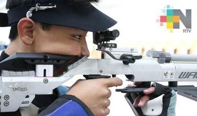 México va con equipo completo en tiro deportivo a los Juegos Olímpicos de la Juventud