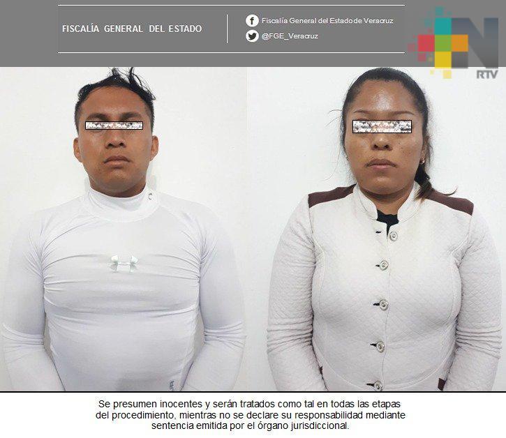 Vinculados a proceso por feminicidio y aborto agravado, en Coatzacoalcos