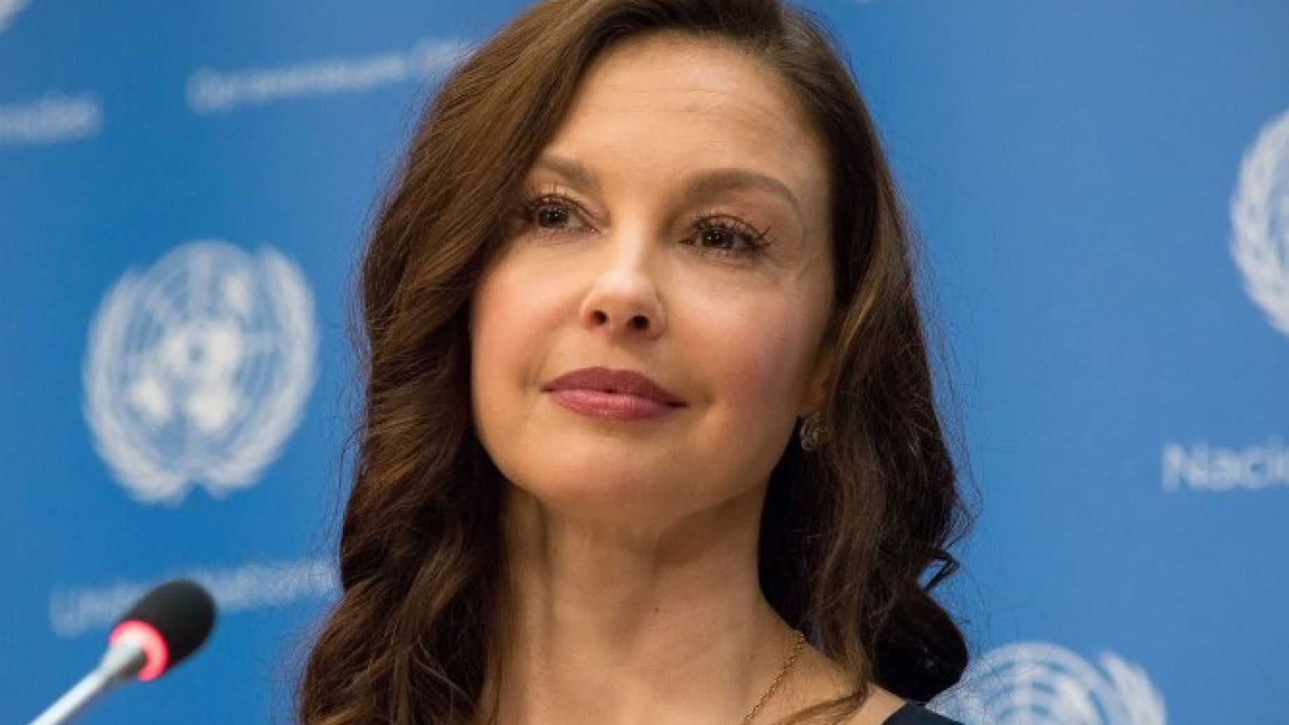 Actriz Ashley Judd presenta demanda contra exproductor Weinstein