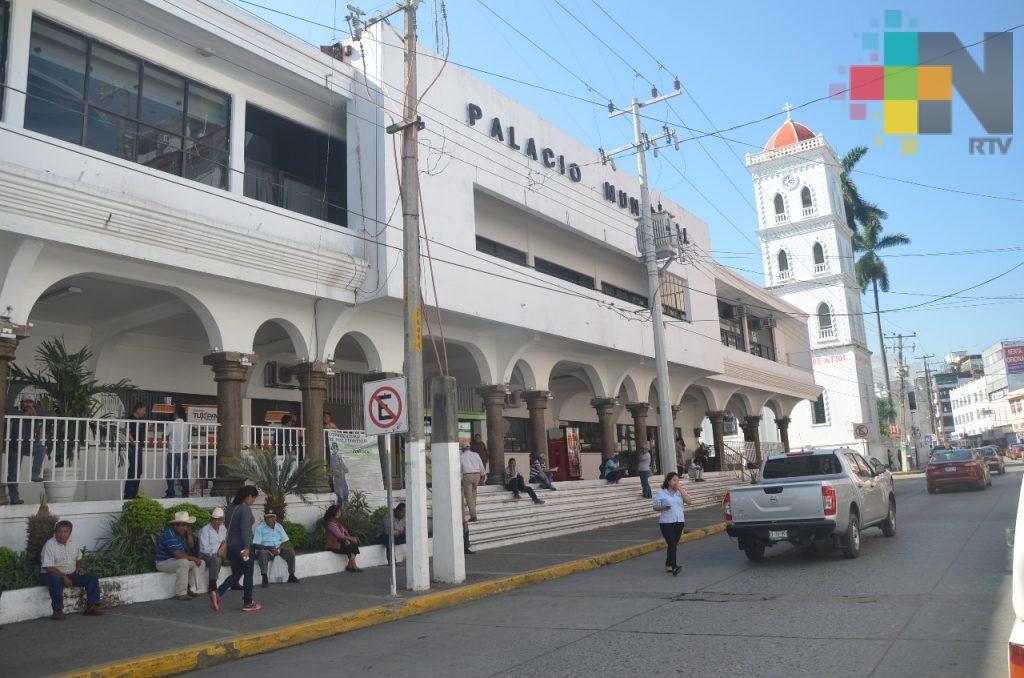 Ayuntamiento de Tuxpan demandará a la pasada administración municipal