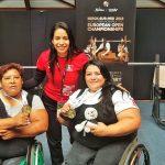 Doblete de oro para México en Europeo de Para-Powerlifting