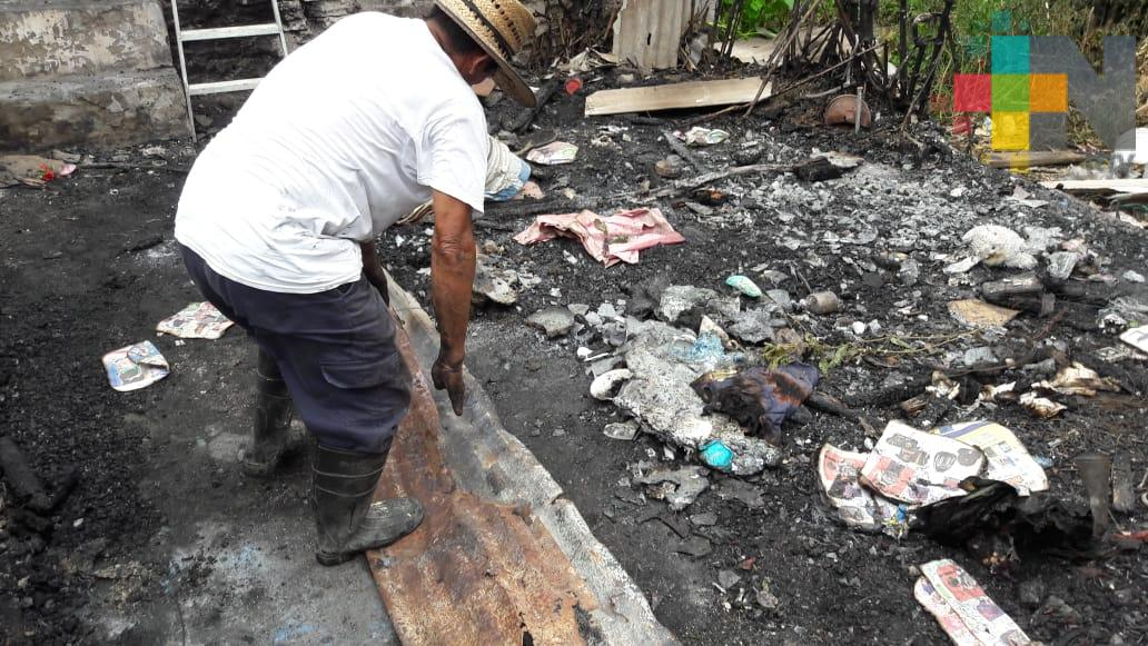 Se desconocen causas de incendio en casa de la Pocitos y Rivera: PC