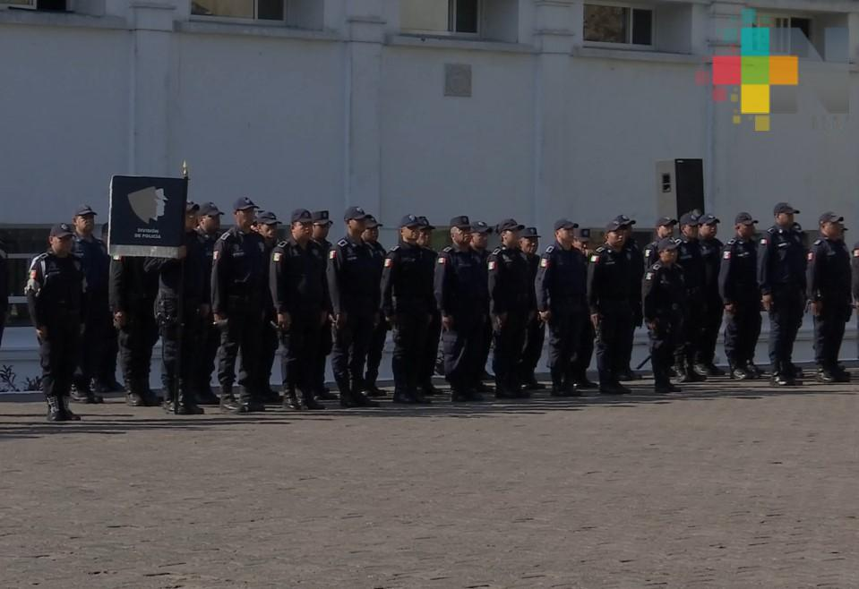 Aspirantes a conformar policía municipal de Xalapa serán capacitados en El Lencero