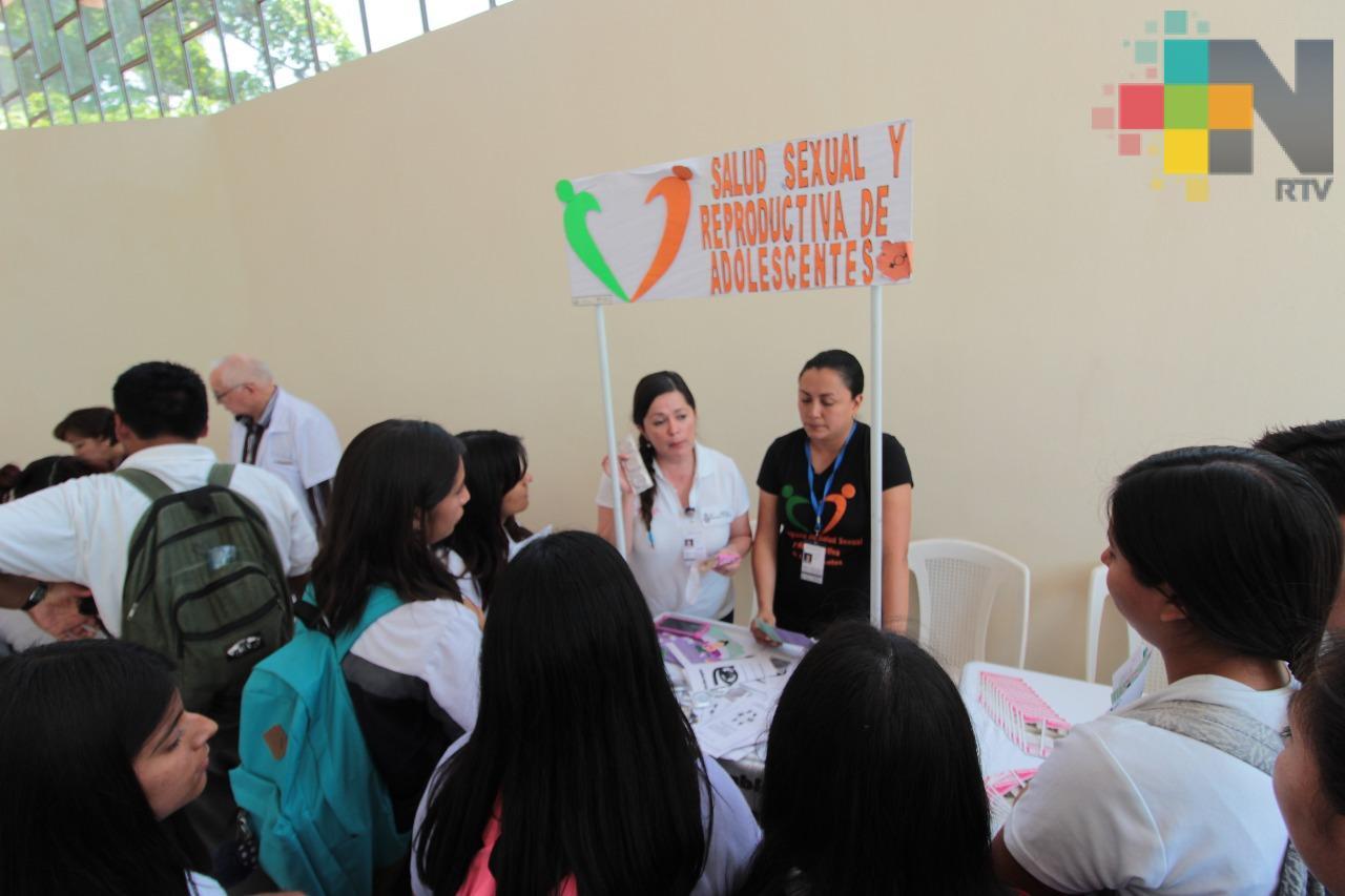 Realizarán la Primera Feria de la Salud, en Ixtaczoquitlán