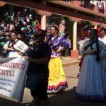 Huayacocotla fue la sede del primer Festival Nacional de Folklor