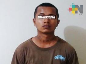 Esclarece FGE homicidio doloso en Papantla, un detenido