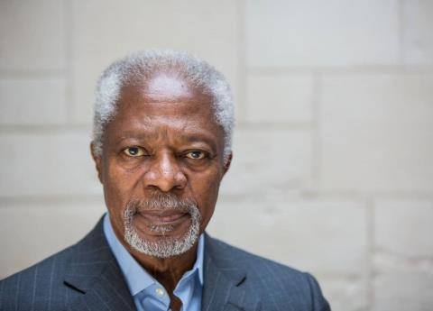Recibirá INE a Kofi Annan y Laura Chinchilla