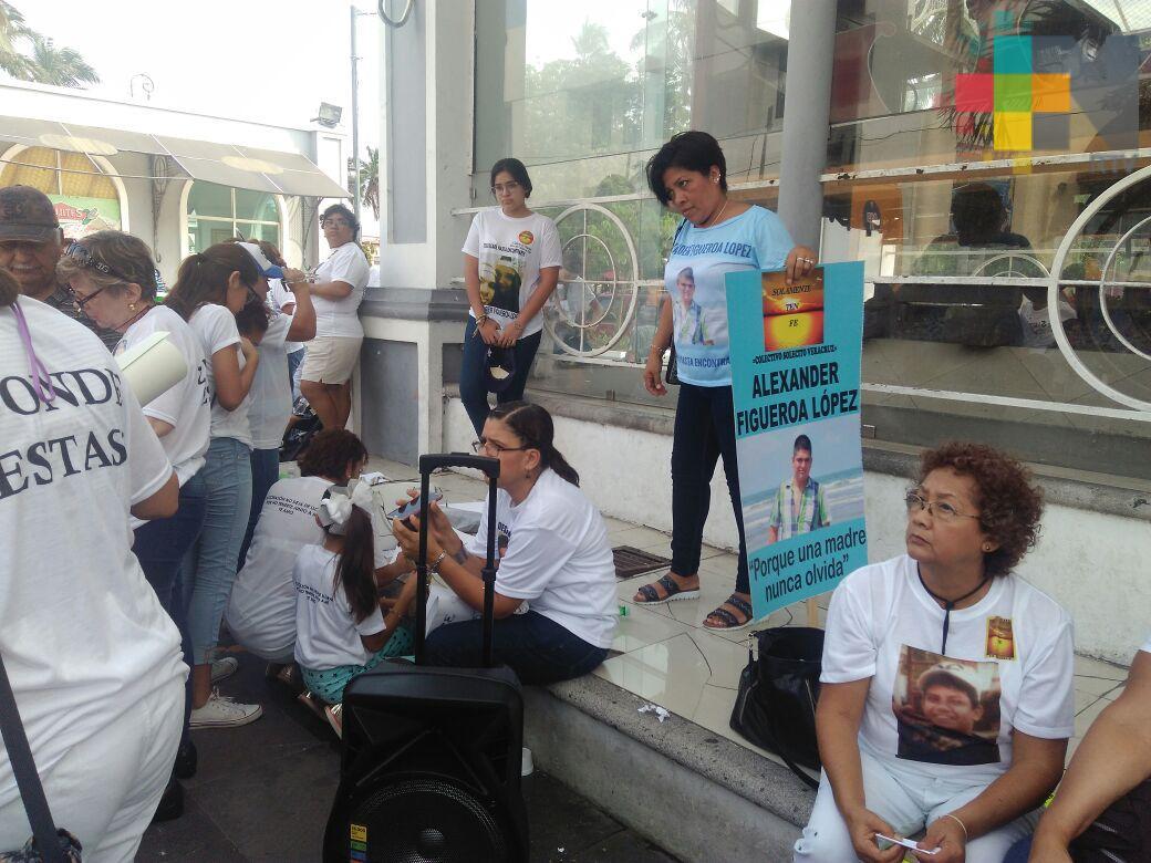 Emiten acuerdo para la creación del Fondo de Búsqueda de Personas Desaparecidas en Veracruz