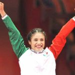 Mexicana Alejandra Romero gana oro en torneo Continental de Lucha