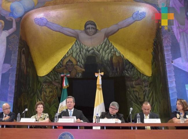 México albergará exposición con piezas de arte del Vaticano