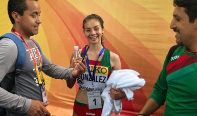 México consigue su segundo oro en China
