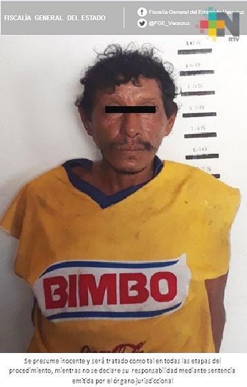 Legalizan detención de imputado por pederastia, en Cosamaloapan