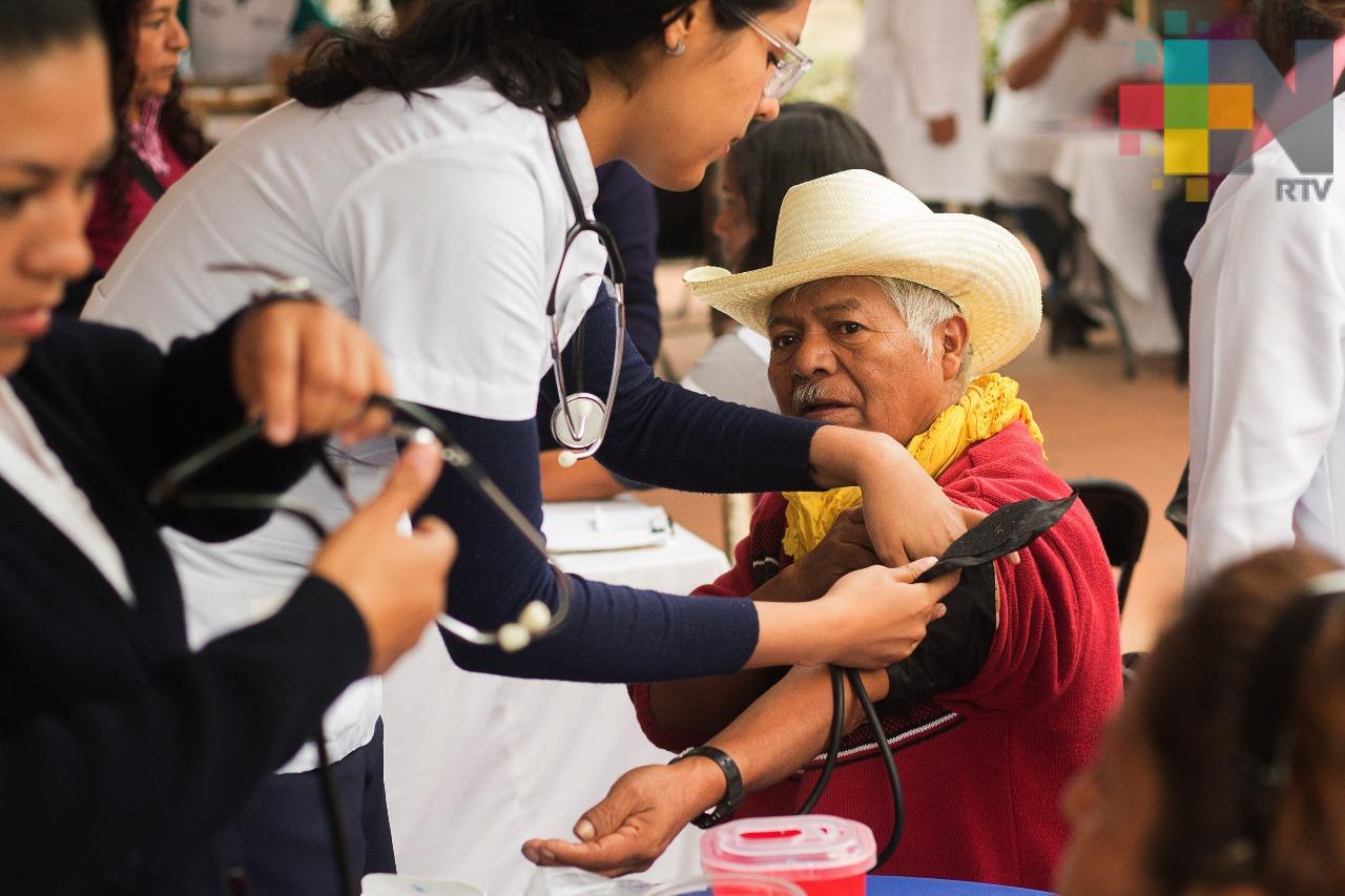 """Se atiende a más de 700 personas durante la primer """"Feria de la Salud Fortín"""""""