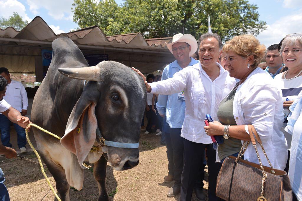 Inaugura el Gobernador Yunes la Expo Feria San Juan 2018, de Martínez de la Torre