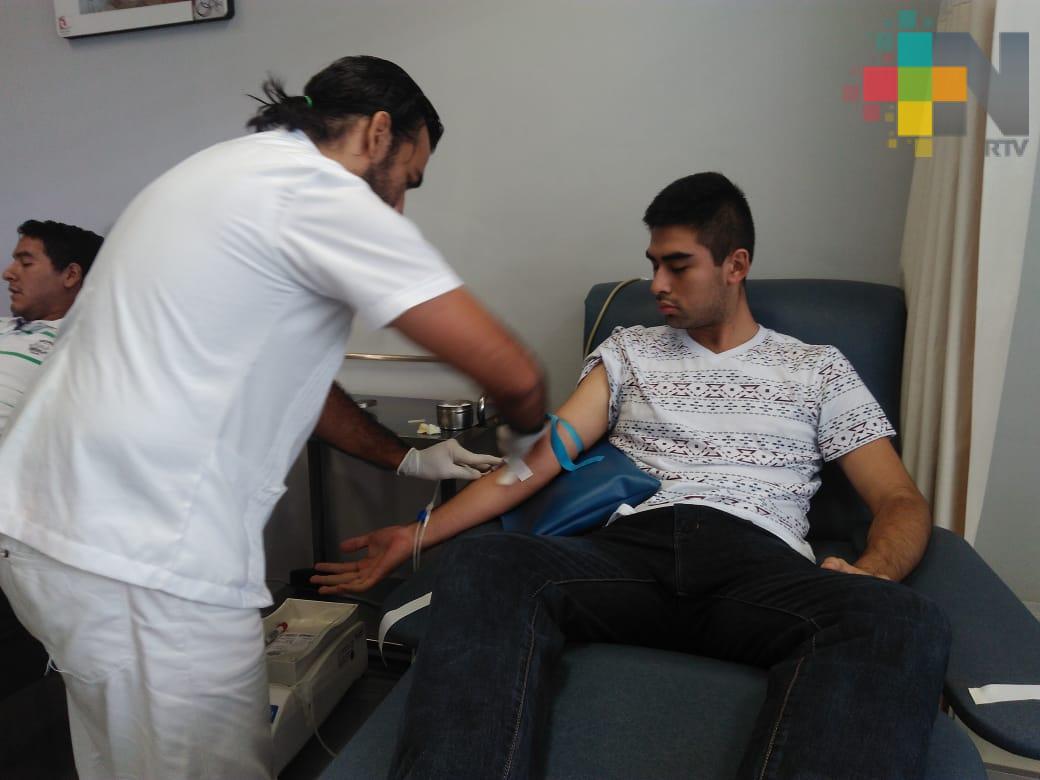 Solo 2% de donadores que llegan al Centro Estatal de Transfusión Sanguínea son altruista