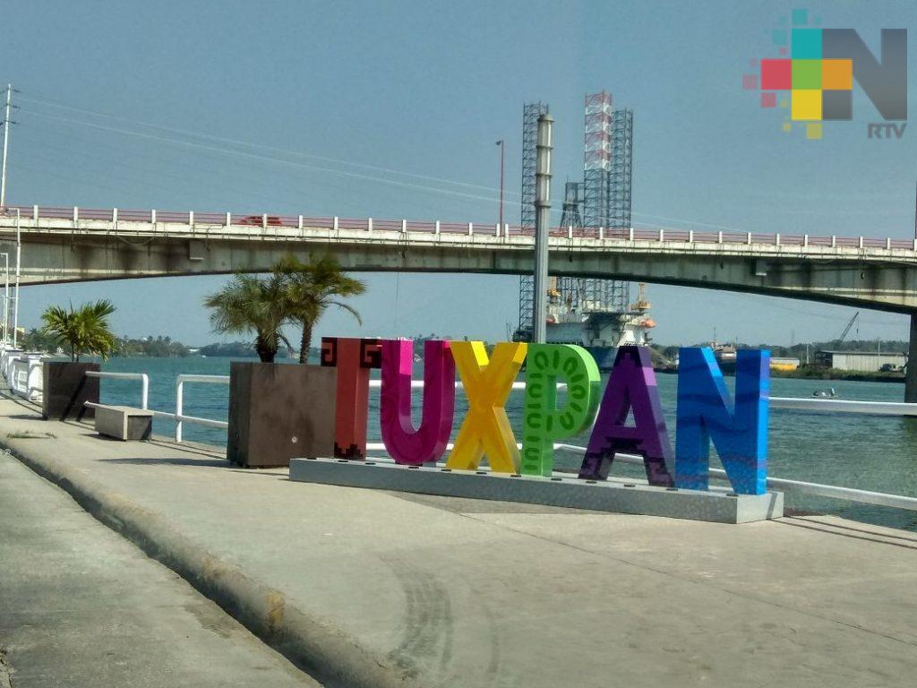 Tuxpan, principal destino turístico del norte de la entidad