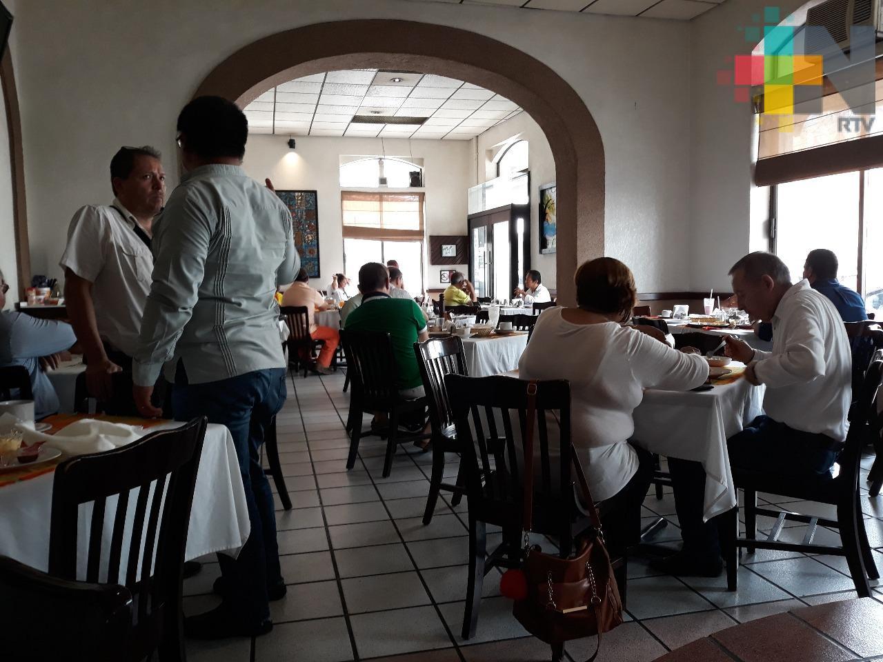 Este año podría quedar conformada la Canirac en Coatzacoalcos