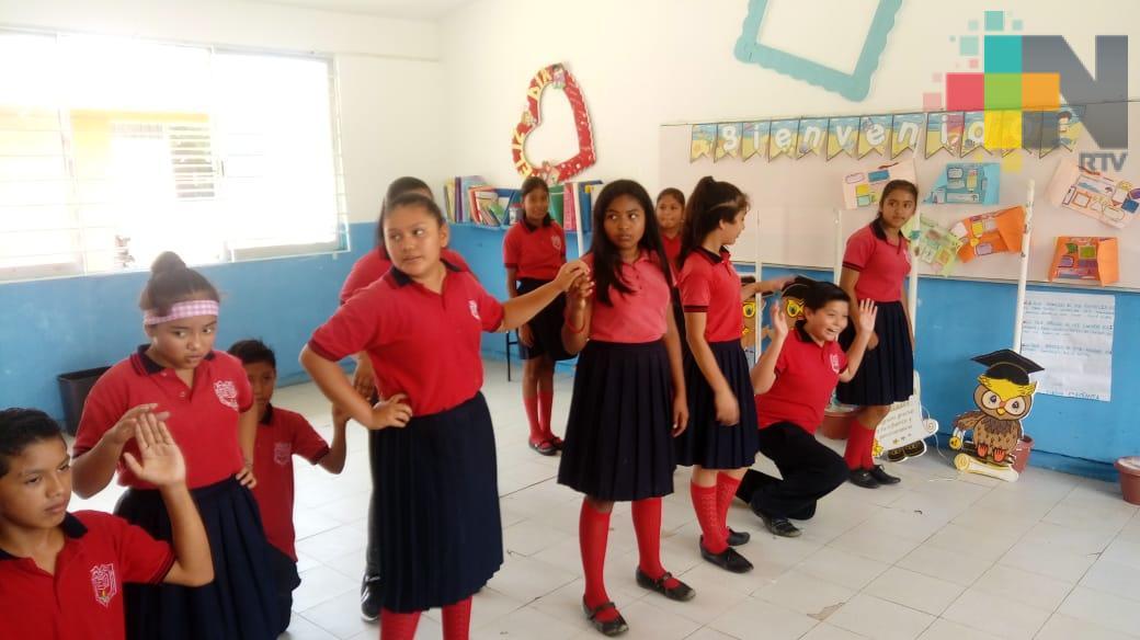 Niños con autismo y síndrome de Down se graduarán de primaria en Coatzacoalcos