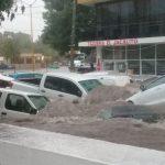 Tormentas en diversos estados del país por ondas tropicales 5 y 6