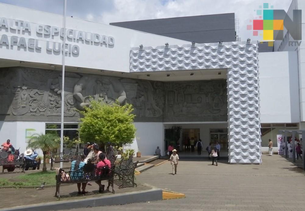 Busca Centro de Alta Especialidad de Xalapa reactivar el banco de leche