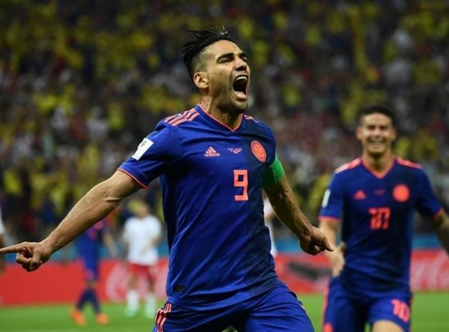 Con autoridad Colombia vence 3-0 a Polonia y aspira a «octavos» en Rusia