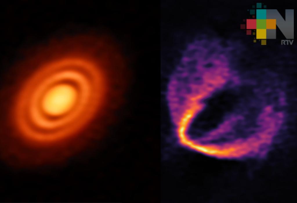 Descubren desde Chile tres planetas que orbitan una estrella