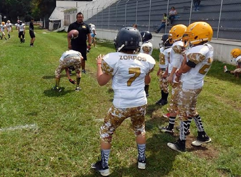 Zorros Dorados de Xalapa, invita a participar a niños y jóvenes en sus diferentes categorías