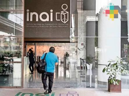 Desde hace 16 años INAI garantiza la entrega de información pública