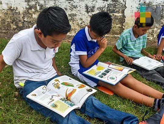 """En Tuxpan niños, jóvenes y adultos mayores podrán disfrutar del programa """"Mis vacaciones en la biblioteca"""""""