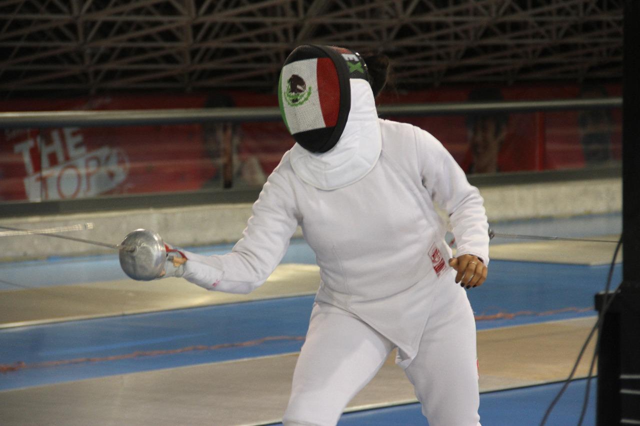 Esgrimistas mexicanas obtienen plaza a Juegos Panamericanos