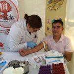Inicia Maratón Internacional de Donación de Sangre