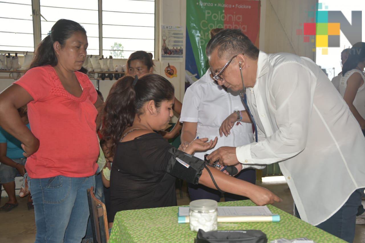 Detectan 50 % de personas con diabetes en Feria de la Salud en Córdoba