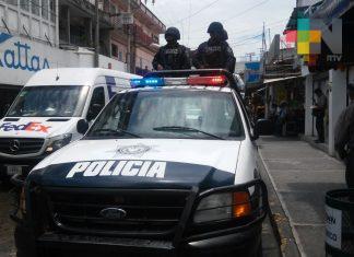 Durante proceso electoral, autoridades reforzarán seguridad en el municipio de Tuxpan